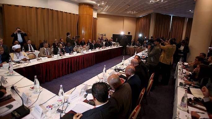Rival Libyan parliaments set sights on Dec 16 for unity deal