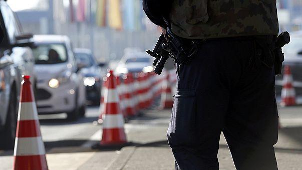 Terrorfenyegetés Genfben