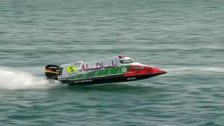 Motonáutica: Philippe Chiappe revalida título mundial no Abu Dhabi