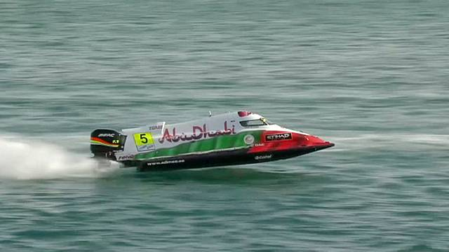 F1 Powerboat: Philippe Chiappe retains world title