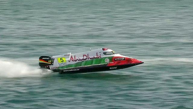 Címvédés a powerboatingosoknál: ismét Chiappe a világbajnok