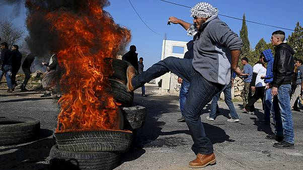 More deadly clashes in West Bank as Israel battles to quell unrest