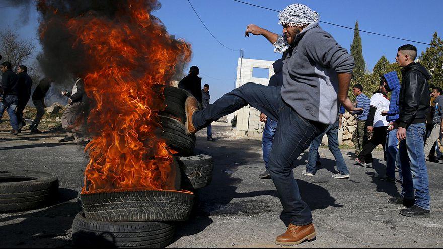 Трое палестинцев погибли в столкновениях с израильскими солдатами