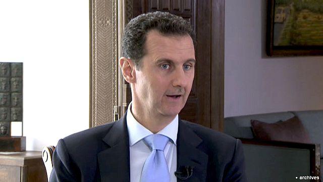الرئيس السوري يرفض التفاوض مع معارضة الخارج