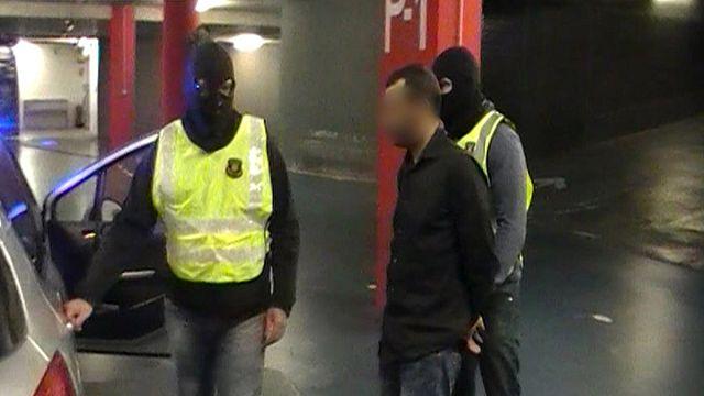 Alleged Islamist militant arrested in Spain over plot to kill Swedish cartoonist