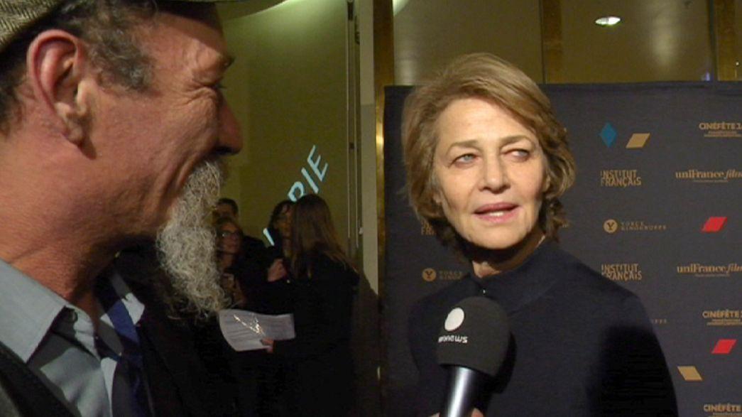 Stars descend on Berlin for European Film Awards