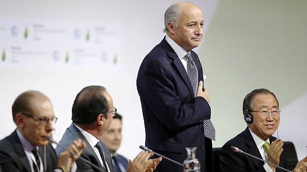 COP 21 proposed deal to keep temperatures below 2C