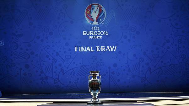 فوتبال: قرعه کشی یورو ۲۰۱۶