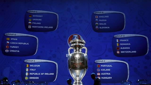 UEFA Euro 2016 draw: Roy Hodgson's men to face Wales in France
