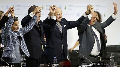 """Kritik an Klima-Durchbruch von Paris: """"Wir stecken immer noch in einem tiefen Loch"""""""