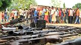 Fast 90 Tote - neue Welle der Gewalt in Burundi