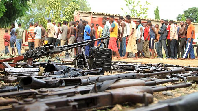 Burundi clashes: police accused of rounding up victims before they were killed