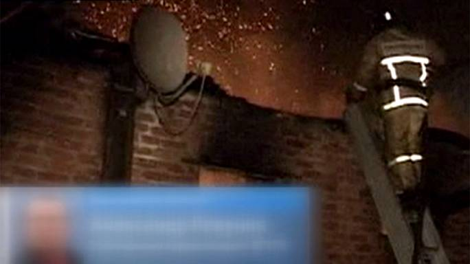 23 человека стали жертвами пожара в интернате под Воронежем