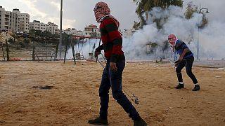 Accrochages entre Palestiniens et soldats israéliens en Cisjordanie