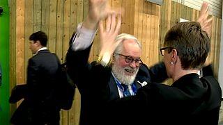 Gemischte Reaktionen nach Abschluss der UN-Klimakonferenz in Frankreich