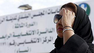 Saudi Arabia's first elections open to women