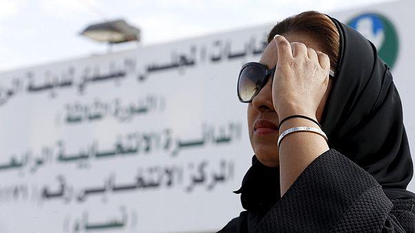 Arabia Saudita: donne alle urne per la prima volta