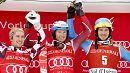 Kristoffersen, a Val d'Isère, e la sorpresa Vhlova, ad Are, padroni dello slalom