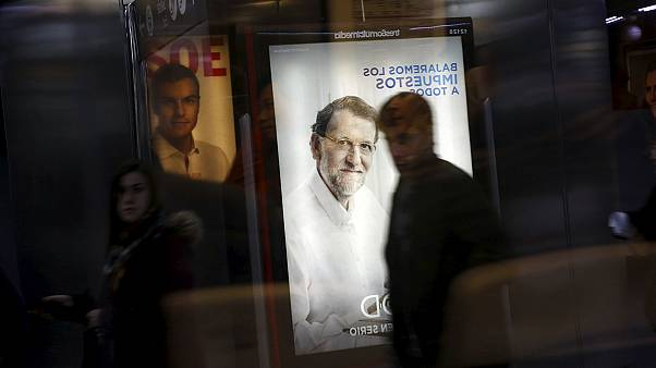 El PP gana a una semana de las elecciones generales en España