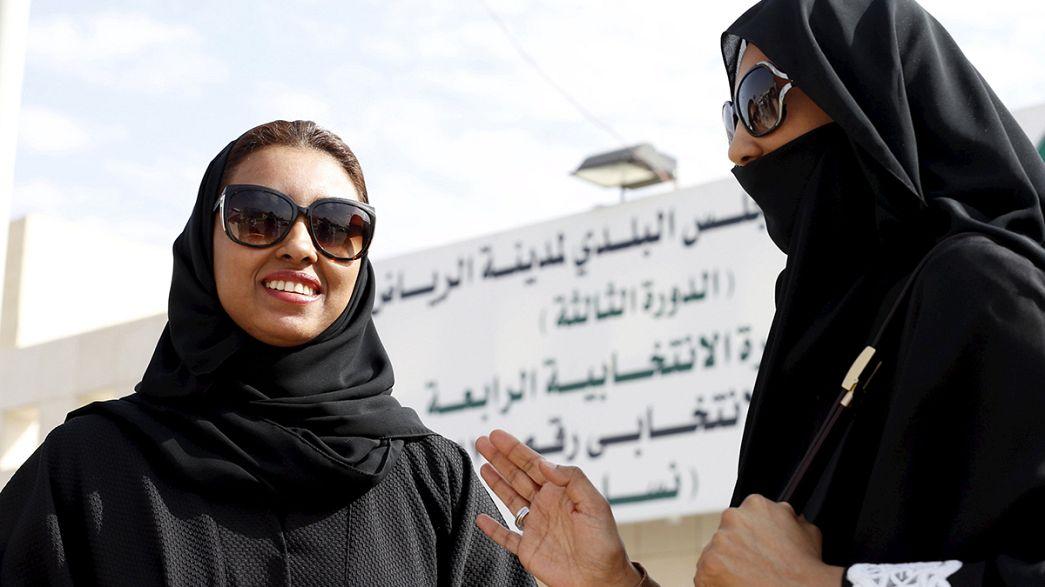 Arabia Saudí elige a sus primeras concejalas