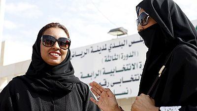 Arábia Saudita: 20 eleitas em primeiro escrutínio com mulheres
