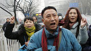 Rangeleien bei Prozess gegen prominenten Bürgerrechtsanwalt in China