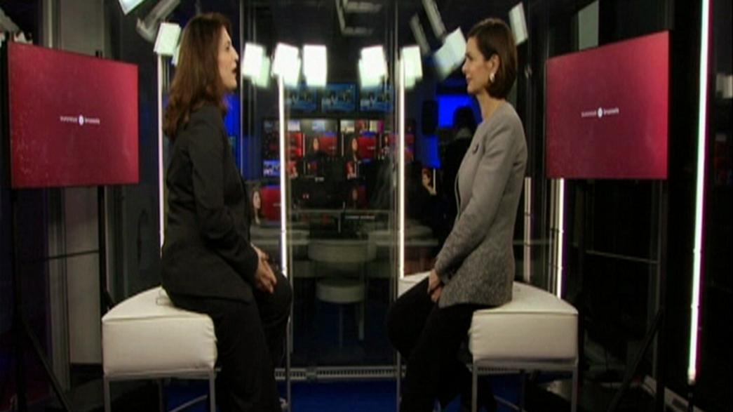"""Laura Boldrini a Euronews: """"l'Europa deve muoversi e riscoprire le sue politiche sociali, per non consegnarsi a chi la vuole distruggere"""""""
