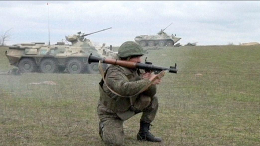 Venda de armas aumenta na Rússia e Ásia