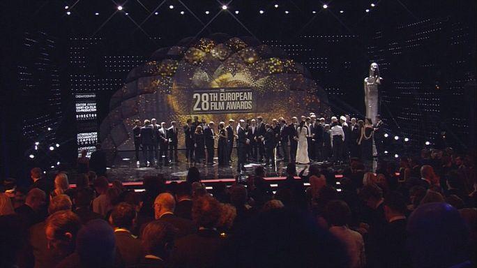 Вручены награды Европейской киноакадемии