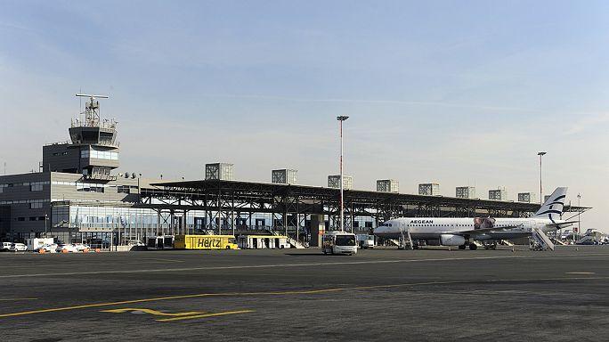 Atenas cede a la alemana Fraport la gestión de 14 aeropuertos