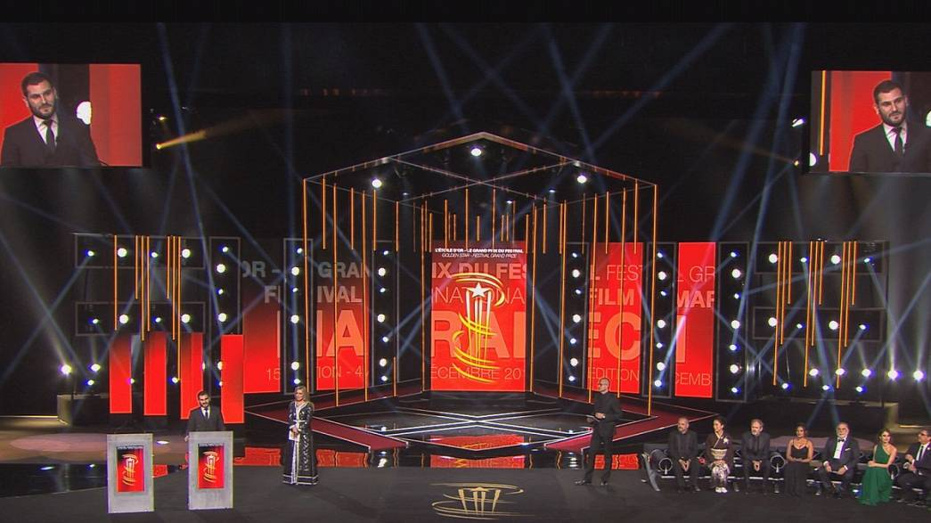 Mir-Jean Bou Chaaya claims 'Grand Prize' at the Marrakech film festival