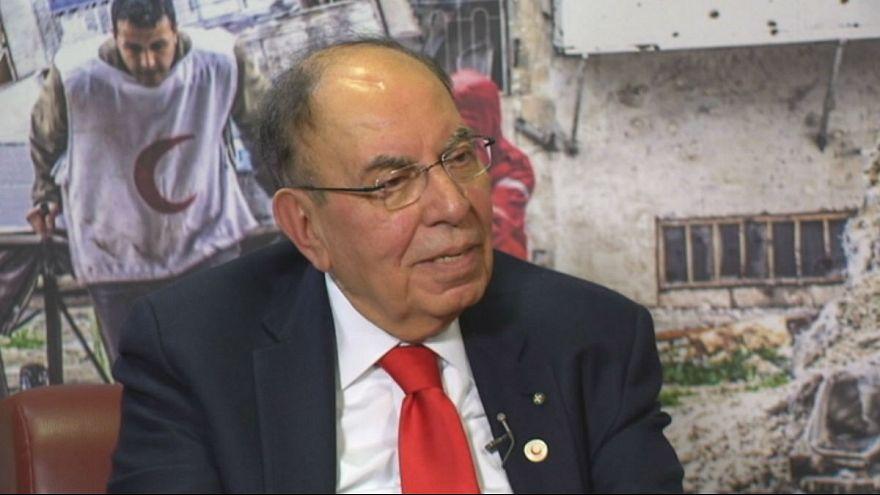 Ο επικεφαλής της Ερυθράς Ημισελήνου στην Συρία στο euronews