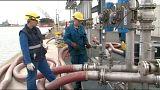 Nem áll meg az olajár csökkenése