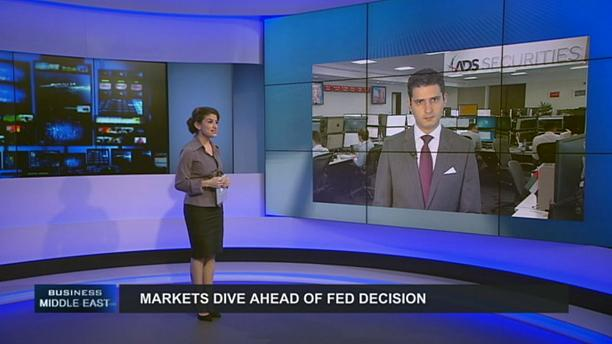 Fear spreads across markets ahead of Fed rate decision