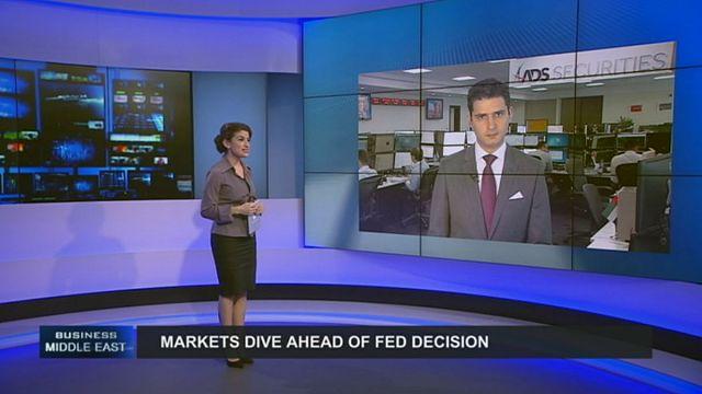 Fébrilité des marchés avant la décision de la Fed