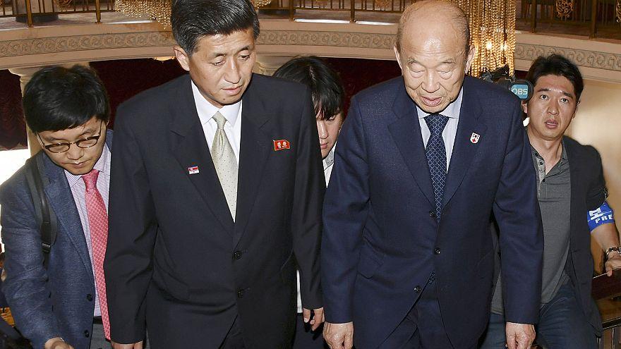 Image: Park Kyung-seo, Pak Yong Il