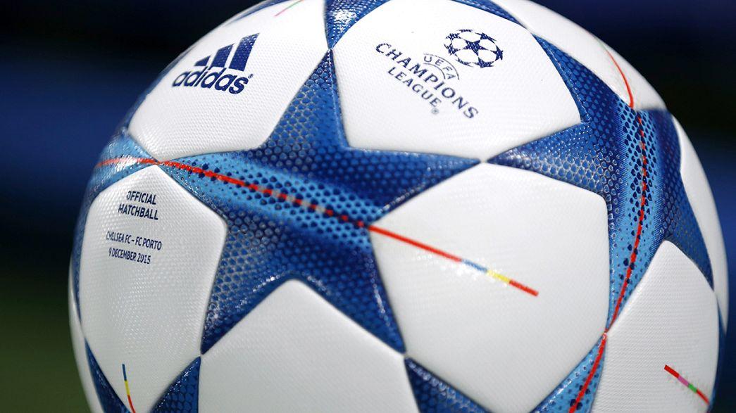 Juventus-Bayern e Roma-Real Madrid agli ottavi di Champions League