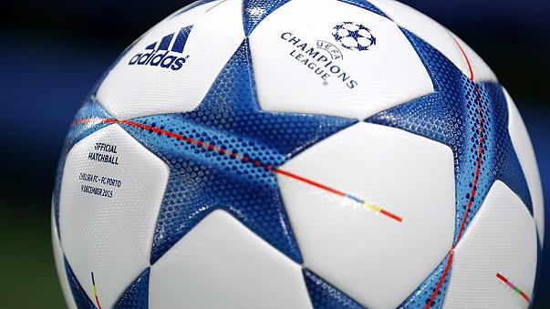 The Champions League last 16 draw, The Header Beast and on-pitch punch-ups - all this and more in this week's Corner