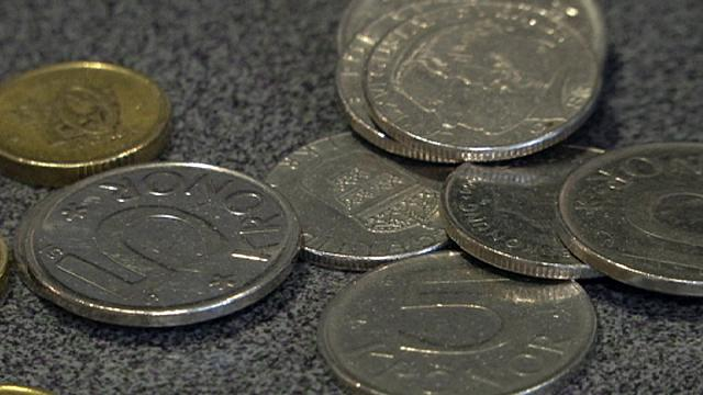 Sweden 'on way to becoming cashless society'