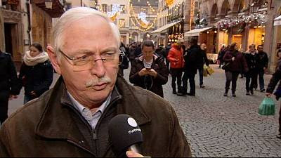 Strasbourg voters unite against Le Pen's National Front