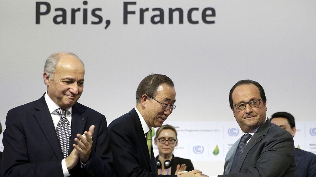 'Fosil yakıt lobisi Paris Anlaşması'nı baltalamak için her şeyi deneyecek'