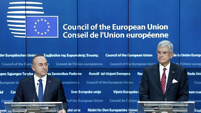 Возобновились переговоры о сближении ЕС и Турции