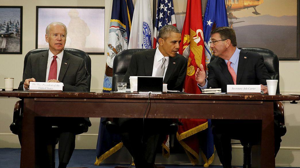 Obama fordert mehr Fortschritte im Kampf gegen ISIL