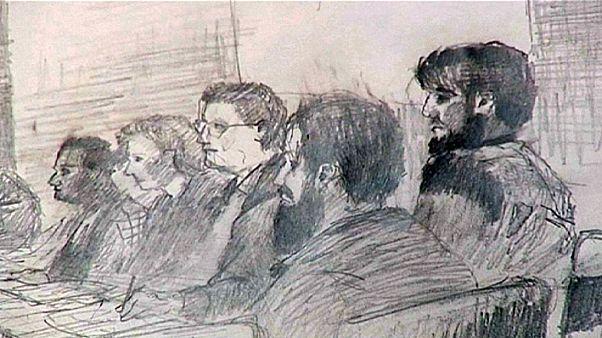 """Dos suecos condenados a cadena perpetua en su país por acto de """"terrorismo"""" en Siria"""