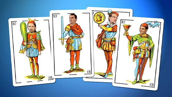 Spanische Wähler geeint in Unentschlossenheit?