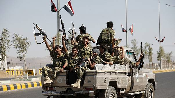 Yemen ceasefire to begin as peace talks get under way in Switzerland