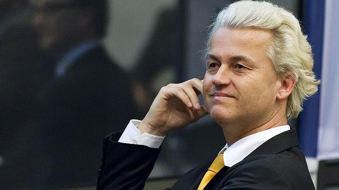 Geert Wilders scoops politician award for third time