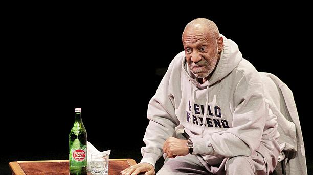 Actor Bill Cosby files defamation suit