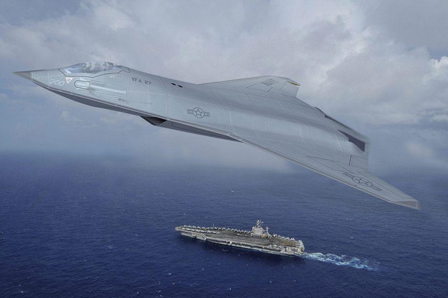 Des futurs avions de chasse de l'armée US ?