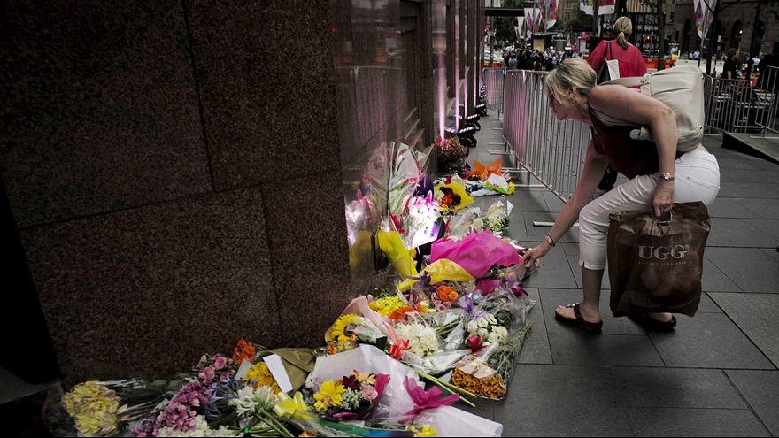 L'Australia ricorda l'attacco terroristico di un anno fa al caffè Lindt di Sidney